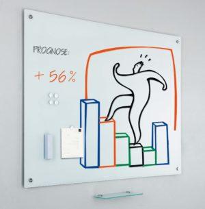 Glass2write glasbord