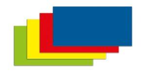 Symbool Rechthoek groen